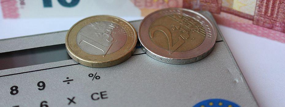 Calculadora con euros