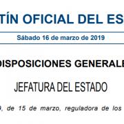 Ley 5/2019 e intermediación hipotecaria