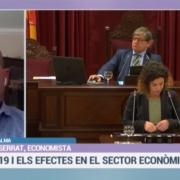 Efecto del Coronavirus en el presupuesto Illes Balears
