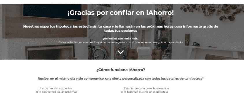 iahorro Hipotecas