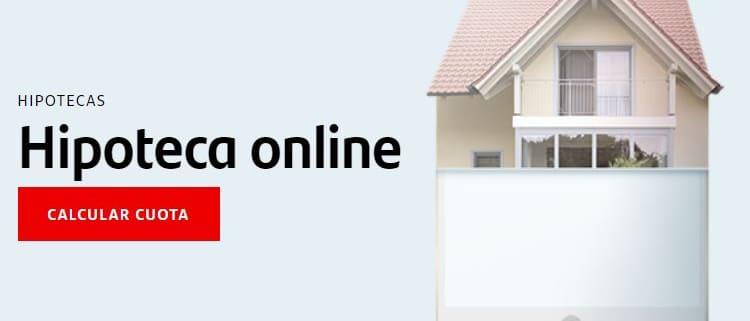 Hipotecas de Banco Santander